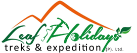 Leaf Holidays Logo