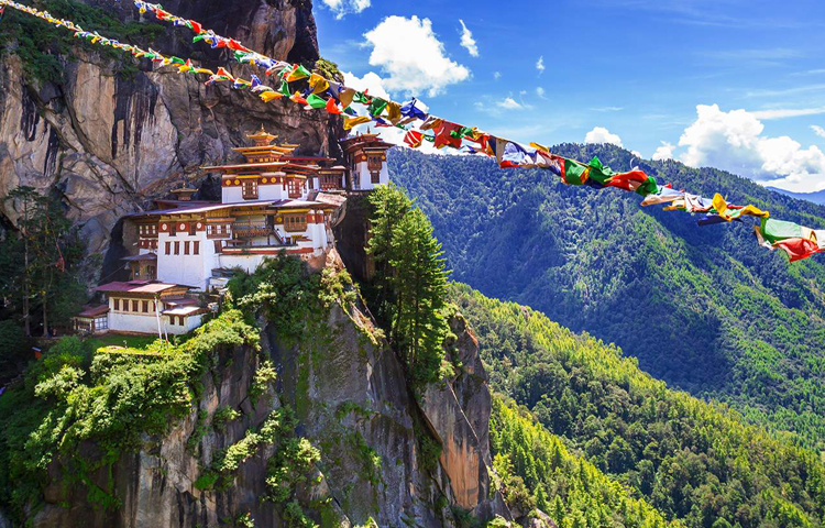 monastery, bhutan-leaf hyolidays