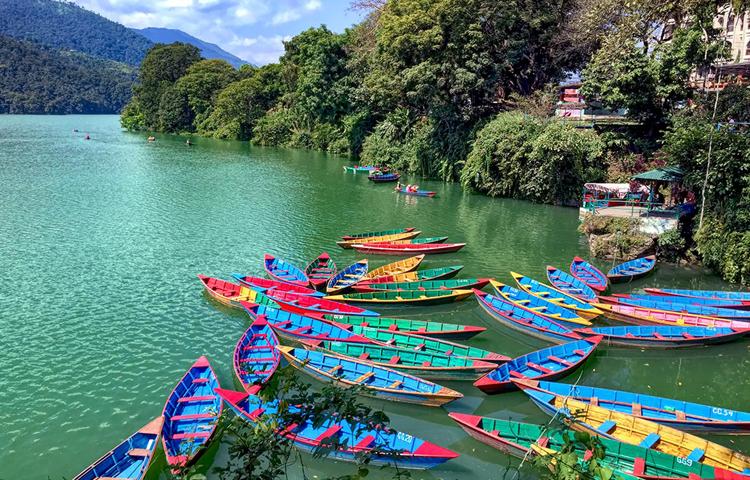 pokhara, leaf holidays