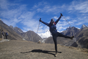 everest base camp, leaf holidays
