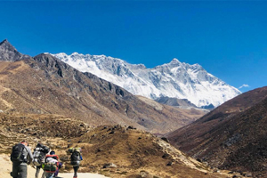 trekking in Nepal,leaf holidays
